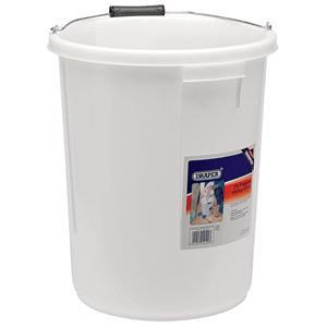 Plaster Mixing Equipment, Draper 12100 25L Plasterers Mixing Bucket, Draper