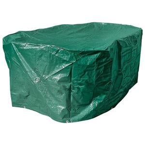 Garden Furniture Accessories, Draper 12911 Oval Patio Set Cover (2300 x 1650 x 900mm), Draper