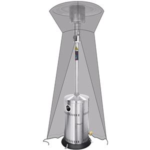 Patio Heaters, Hendi Gas Lamp Cover for Hendi 272602, Hendi
