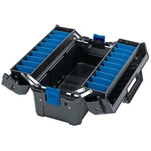 Tool Boxes, Draper 14709 454mm Cantilever Tool Box, Draper