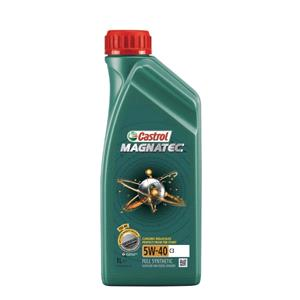 Engine Oils and Lubricants, Castrol Magnatec 5W-40 C3 Fully Synthetic Engine Oil - 1 Litre, Castrol