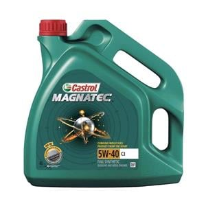 Engine Oils and Lubricants, Castrol Magnatec 5W-40 C3 Fully Synthetic Engine Oil - 4 Litre, Castrol