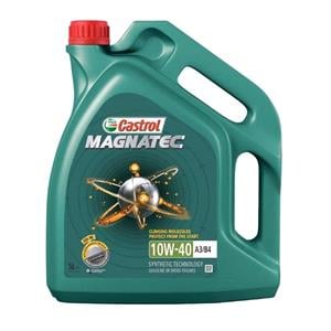 Engine Oils and Lubricants, Castrol Magnatec 10W-40 A3-B4 Semi Synthetic Engine Oil - 5 Litre, Castrol