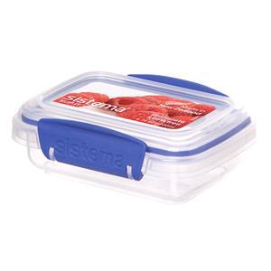 Food Storage, Sistema KLIP IT Rectangle Box - 200ml, Sistema