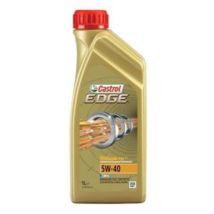 Engine Oils and Lubricants, Castrol Edge 5W-40 Titanium FST Fully Synthetic Engine Oil - 1 Litre, Castrol