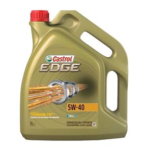 Engine Oils and Lubricants, Castrol Edge 5W-40 Engine Oil - 5 Litre, Castrol