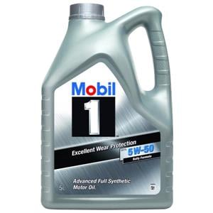 Engine Oils and Lubricants, Mobil 1 FS X1 5W50 Engine Oil. - 5 Litre, MOBIL