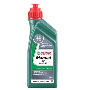 Engine Oils and Lubricants, Castrol Manual EP 80W-90 - 1 Litre, Castrol