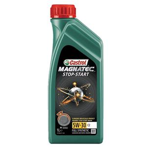 Engine Oils and Lubricants, Castrol Magnatec 5W-30 C2 Fully Synthetic Engine Oil - 2 Litre, Castrol