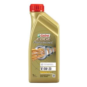 Engine Oils and Lubricants, Castrol Edge 0W-20 Engine Oil V - 1 Litre, Castrol