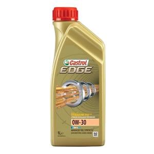Engine Oils and Lubricants, Castrol Edge 0W-30 Titanium FST Fully Synthetic Engine Oil - 1 Litre, Castrol