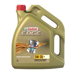 Engine Oils and Lubricants, Castrol Edge 5W-30 Engine Oil M - 5 Litre, Castrol