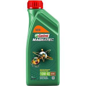 Engine Oils and Lubricants, Castrol Magnatec 10W-40 A3-B4 - 1 Litre, Castrol