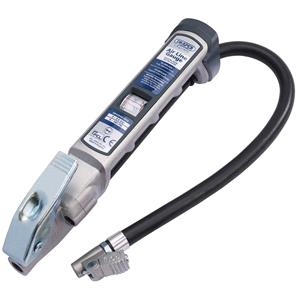 Air Tyre Inflators, Draper Expert 16230 Professional Air Line Inflator with Lock-On Connector, Draper