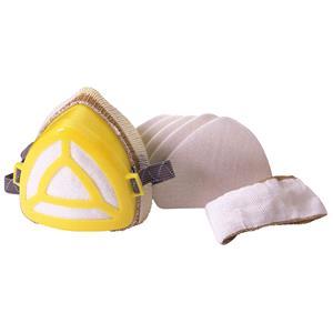Personal Protective Equipment, Draper 18058 Comfort Dust Mask and 5 Filters, Draper