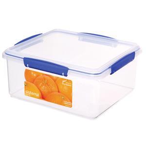 Food Storage, Sistema KLIP IT Rectangle Box - 5 Litre, Sistema