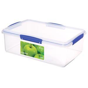 Food Storage, Sistema KLIP IT Rectangle Box - 7 Litre, Sistema