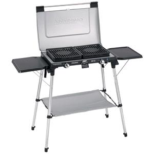 Cookers and Stoves, Campingaz Series 600 SG Double Burner & Grill With Stand, Campingaz