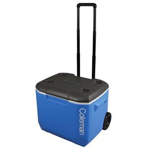 Cooler Boxes, Coleman 60QT Performance Wheeled Cooler - Blue, Coleman