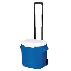 Cooler Boxes, Coleman 16QT Performance Wheeled Cooler - Blue, Coleman