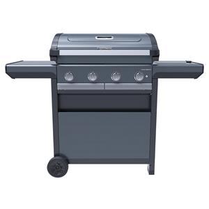 BBQs, Campingaz 4 Series Select S Grey BBQ (grid/grid)  , Campingaz
