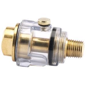 Air Filters, Regulators and Lubricators, Draper 22317 1-4 inch BSP in Line Mini Oiler, Draper