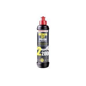 Paint Polish and Wax, Menzerna Medium Cut Polish 2200, 250ml, Menzerna