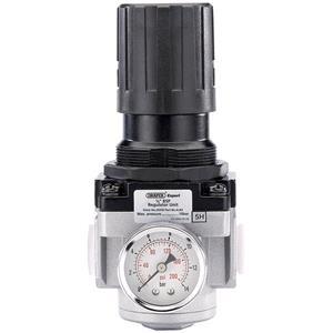 Air Filters, Regulators and Lubricators, Draper Expert 24334 1-2 inch BSP Regulator unit, Draper