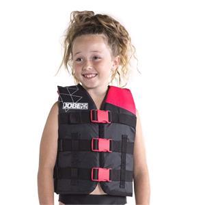 Buoyancy Aids, JOBE Nylon Vest Youth - Hot Pink, JOBE