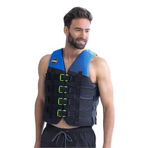 Buoyancy Aids, JOBE Unisex 4 Buckle Vest - Blue - Size S, JOBE