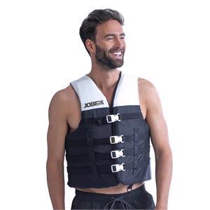 Buoyancy Aids, JOBE Unisex Dual Vest - Black - Size 2XL/ 3XL, JOBE