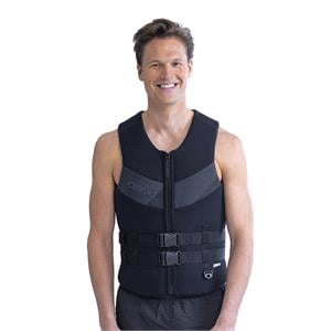 Buoyancy Aids, JOBE Men's Vest - Black - Size M, JOBE