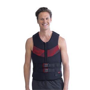 Buoyancy Aids, JOBE Men's Neoprene Vest - Red - Size S, JOBE