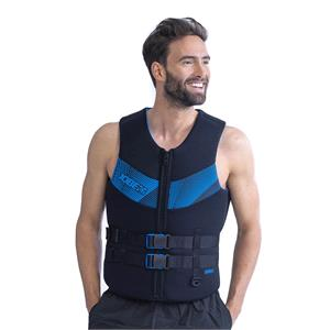 Buoyancy Aids, JOBE Men's Neoprene Vest - Blue - Size 2XL+, JOBE