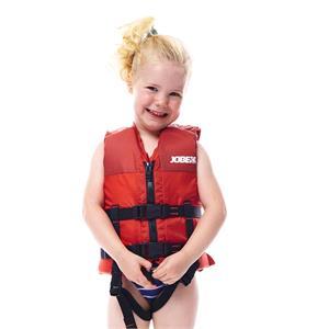 Buoyancy Aids, JOBE Kids Scribble Vest - Red, JOBE