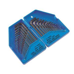 Socket Set, LASER 2577 Hex Key Set - 30 Piece, LASER