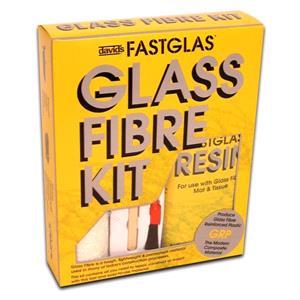 Body Repair and Preparation, Glass Fibre Senior Kit, FASTGLAS
