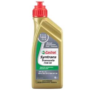 Gearbox Oils, Castrol Syntrans Transaxle 75w90 Gear Oil - 1 Litre, Castrol