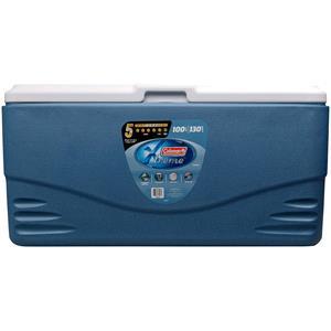 Cooler Boxes, Coleman Xtreme 100QT Cooler - Blue, Coleman