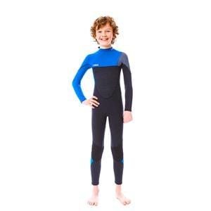 Wetsuits, JOBE Boston 3|2mm Kid's Wetsuit - Blue - Size S, JOBE