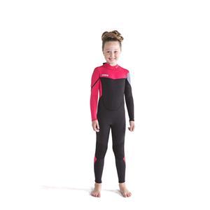 Wetsuits, JOBE Boston 3|2mm Kid's Wetsuit - Hot Pink - Size S, JOBE