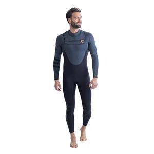 Wetsuits, JOBE Perth 3|2mm Chestzip Men's Wetsuit - Grey - Size L, JOBE