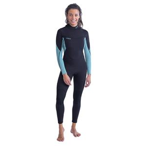 Wetsuits, JOBE Sofia 3|2mm Women's Wetsuit - Vintage Teal - Size L, JOBE