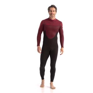 Wetsuits, JOBE Perth 3|2mm Men's Wetsuit - Red - Size XL, JOBE
