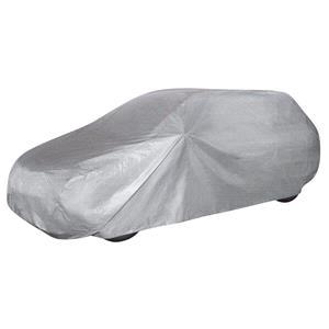 Car Covers, Car Tarpaulin All Weather Light Station Wagon Cover (Light Grey) - Medium, Walser