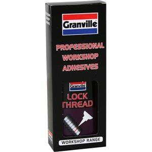 Maintenance, Lock Thread & Seal - 50ml, Granville