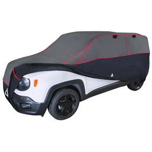 Car Covers, Hagelschutz Premium Hybrid SUV Cover (Anthracite) - Medium, Walser