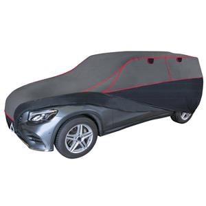 Car Covers, Hagelschutz Premium Hybrid SUV Cover (Anthracite) - Large, Walser