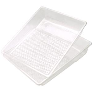 Paint Rollers, Roller Sleeves and Trays, Draper 34693 Pack of Five 230mm Disposable Paint Tray Liners, Draper