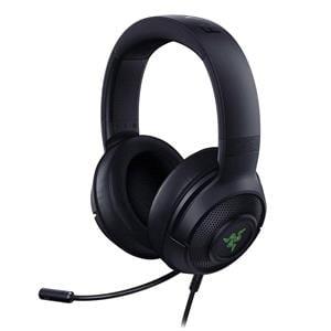 Gaming, Razer Kraken X - 7.1 Surround Sound Headphones, Razer